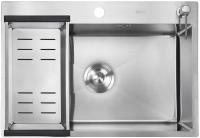 Мойка кухонная Avina HM6545 (нержавеющая сталь) -