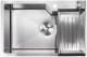 Мойка кухонная Avina HM6543 (нержавеющая сталь) -