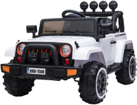 Детский автомобиль Farfello 7588 (белый) -