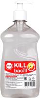 Антисептик Kill Bacill С пантенолом (500мл) -