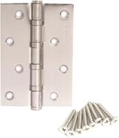 Петля дверная Avers Универсальная 100x70x2.5-B4 (матовый никель) -