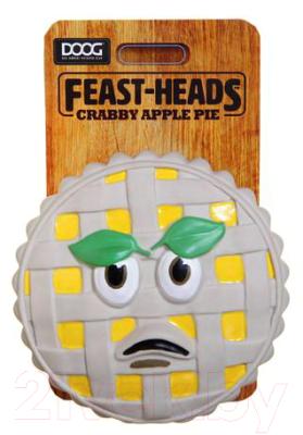 Игрушка для собак DOOG Яблочный пирог / Feast03