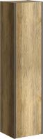 Шкаф-полупенал для ванной Aqwella Fargo / FRG0535DB -