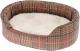 Лежанка для животных Ferplast F 55 / 82942098 (красные линии) -