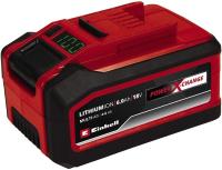 Аккумулятор для электроинструмента Einhell Plus 18V 6.0 Ач Li-Ion PXC (4511502) -