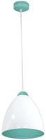 Потолочный светильник Элетех Сканди дуэт НСБ 01-60-131 / 1005253138 (белый/мятный) -