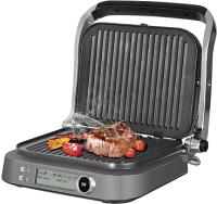 Электрогриль Redmond Steak&Bake RGM-M816P (черный/хром) -