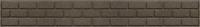 Бордюр садовый Orlix Bricks EU5000060 (коричневый) -