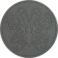 Плитка садовая Orlix Butterfly EU5000074 (серый) -