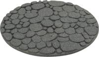 Плитка садовая Orlix Round River Rock EU5000075 (серый) -