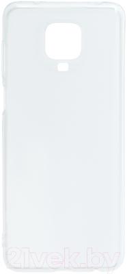 Чехол-накладка Volare Rosso Clear для Redmi Note 9 Pro/Note 9 Pro Max/Note 9S (прозрачный)