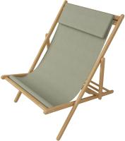 Кресло складное ФА-Мебель Марсель (серый) -
