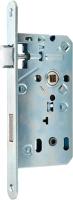 Защелка врезная с фиксацией Arni 7504С М7504С-В SN -