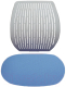 Чехол для стула Comf-Pro Speed Ultra (голубой стрейч) -