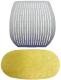 Чехол для стула Comf-Pro Speed Ultra (желтый велюр) -