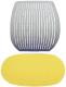Чехол для стула Comf-Pro Speed Ultra (желтый стрейч) -