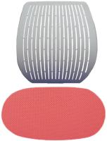 Чехол для стула Comf-Pro Speed Ultra (коралловый стрейч) -