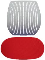 Чехол для стула Comf-Pro Speed Ultra (красный стрейч) -