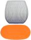 Чехол для стула Comf-Pro Speed Ultra (оранжевый велюр) -