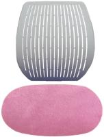 Чехол для стула Comf-Pro Speed Ultra (розовый велюр) -