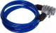 Велозамок STG Х82789 (100см, синий) -