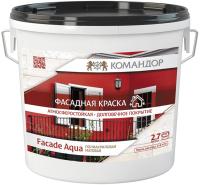 Краска Teknos Facade Aqua Base 1 (2.7л) -