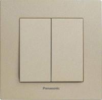 Выключатель Panasonic Karre Plus WKTT00092BR-BY -