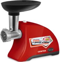 Мясорубка электрическая Centek CT-1609 (красный) -