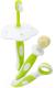 Набор зубных щеток для новорожденных Happy Care Первый / 31396 -