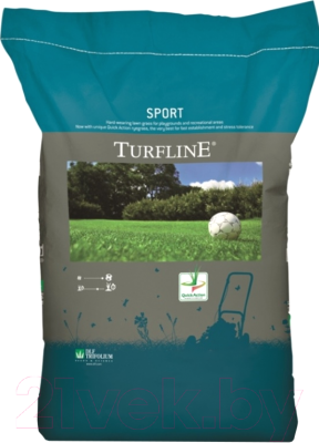 Семена газонной травы DLF Спорт