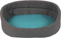 Лежанка для животных Duvo Plus Relax / 10196/DV (серый) -