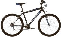 Велосипед Black One Onix 27.5 D 2020 (20, черный/синий/серый) -