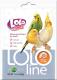 Корм для птиц Lolo Pets Lololine Shells&Lime LO-72043 (50г) -