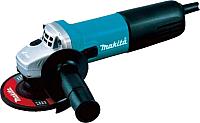 Профессиональная угловая шлифмашина Makita 9557HN -