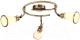 Люстра Arte Lamp Vento Bronze A9231PL-3AB -