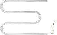 Полотенцесушитель электрический Олимп М-образный 500x700 (правое подключение) -