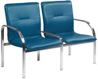 Секция стульев Nowy Styl Staff-2 Chrome (LE-B) -