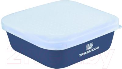 Ящик рыболовный Trabucco Bait Box для приманок / 111-21-050 (синий)