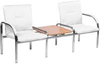 Секция стульев Nowy Styl Staff-2T Chrome (V-1) -