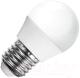 Лампа V-TAC 5.5 ВТ 470LM G45 E27 4000K SKU-175 -