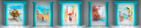 Скиналь Оптион Достопримечательности. Арка в Париж 34 (стекло, 1400x600x3) -