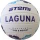 Мяч волейбольный Atemi Laguna PVC (белый/темно-синий/голубой) -