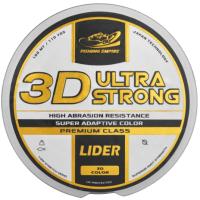 Леска монофильная Fishing Empire Lider 3D Ultra Strong 0.18мм 100м / 3D-018 -