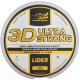 Леска монофильная Fishing Empire Lider 3D Ultra Strong 0.35мм 100м / 3D-035 -