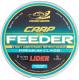 Леска монофильная Fishing Empire Lider Carp Plus Feeder Camou 0.22мм 300м / CA-022 -