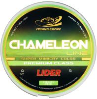 Леска монофильная Fishing Empire Lider Chameleon Line 0.30мм 150м / СН-030 -