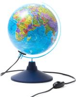 Глобус Globen Политический Классик Евро с подсветкой / Ке012100180 -