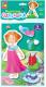 Развивающая игра Vladi Toys Мягкие пазлы-мозаика. Принцесса / VT3204-16 -