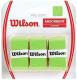 Овергрип Wilson Pro Soft Overgrip / WRZ4040LI (3шт, салатовый) -