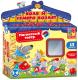 Развивающий игровой набор Vladi Toys Магнитный театр. Волк и семеро козлят / VT3206-23 -